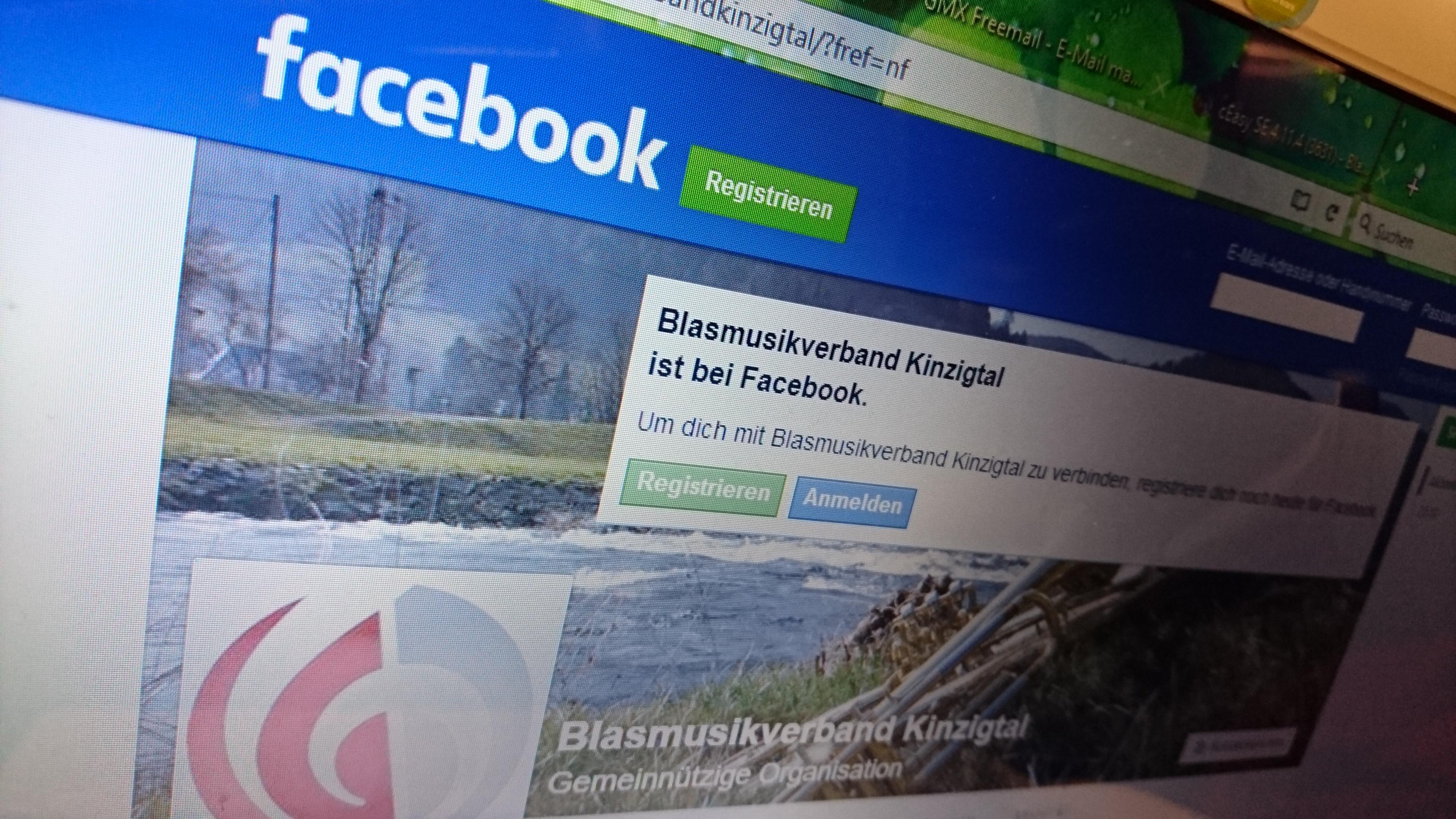 facebook-Auftritt_screenshot