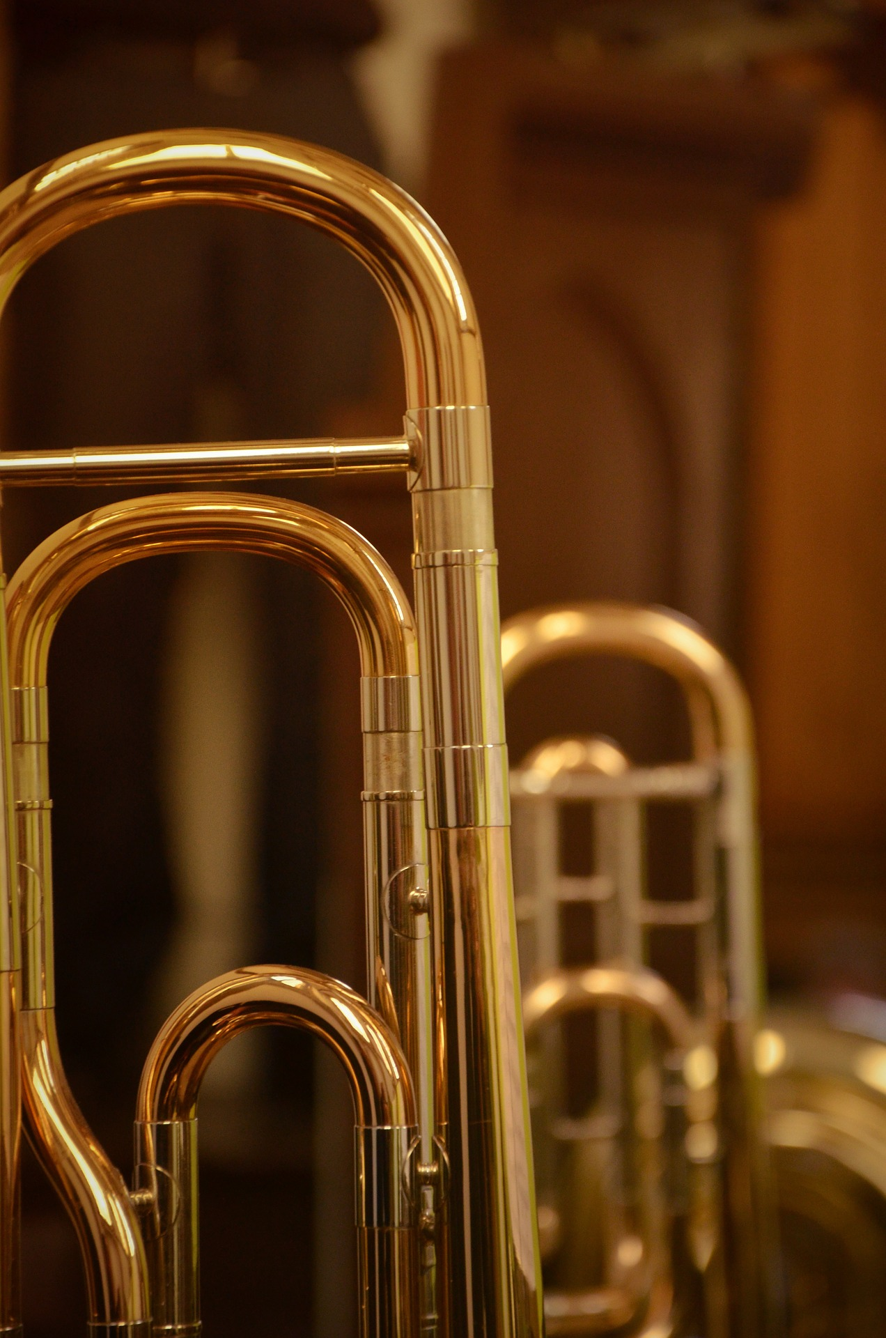 Symbolfoto Posaune Trompete