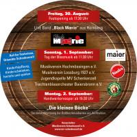 Herbstfest Musikverein Schenkenzell