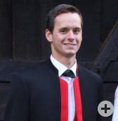 1. Vorsitzender Christian Vollmer - Musik- und Trachtenkapelle Unterharmersbach e.V.