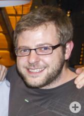 Dirigent Sascha Jager - Musikverein Schenkenzell e.V.