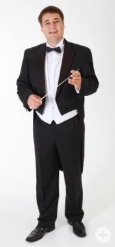 Dirigent Tobias Elsäßer - Stadtkapelle Gengenbach e.V.