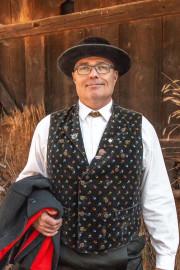 Trachtenkapelle Kinzigtal - Vorsitzender Michael Heizmann