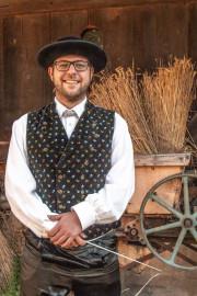Trachtenkapelle Kinzigtal - Dirigent Sascha Jager