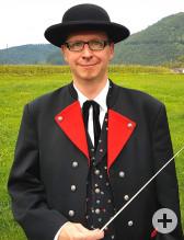 Dirigent Wolfgang Borho - Musikverein-Trachtenkapelle Niederwasser e.V.