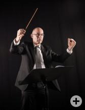 """Dirigent Bernd Münchbach - Musik- und Trachtenkapelle """"Harmonie"""" Fischerbach e.V."""