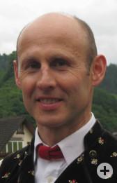 1. Vorsitzender Markus Schätzle - Trachtenkapelle Oberwolfach