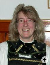 1. Vorsitzende Claudia Lauble-Plewa - Musikverein-Trachtenkapelle Niederwasser e.V.