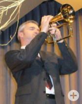 """Dirigent Clemens Meier - Musikverein """"Harmonie"""" Steinach e.V."""