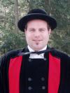 1. Vorsitzender Mike Lauble - Trachtenkapelle Gutach e.V.